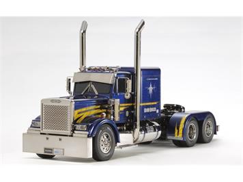 Tamiya 56344 Grand Hauler Truck - Bausatz, 1:14