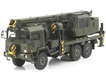TEK-HOBY TH5078 Saurer 10DM Kranwagen Arm 1:50