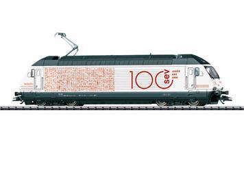 "TRIX 22412 Elektrolok Re 460 ""100 Jahre SEV"" SBB DCC/mfx mit Sound"