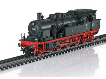 TRIX 22877 Dampflokomotive Baureihe 78 der DB, DC DCC mfx+ mit Sound, H0