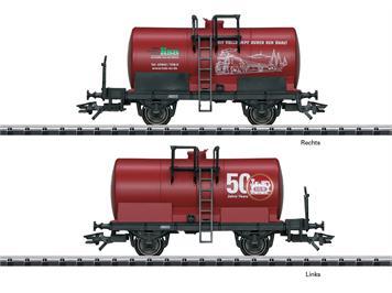 """TRIX 24316 Kesselwagen HSB """"50 Jahre LGB"""""""
