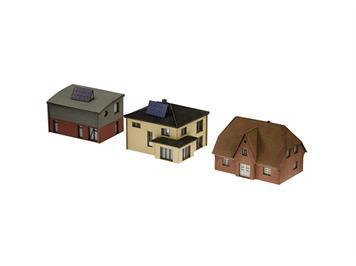TRIX/Minitrix 66301 moderne Einfamilienhäuser N