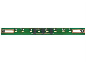 TRIX Minitrix 66611 LED-Innenbeleuchtung warmweiß für Steuerwagen, N