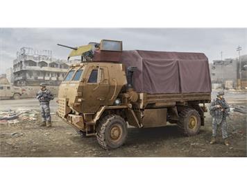 Trumpeter 01009 M1078 LMTV (Armor Cab) 1:35