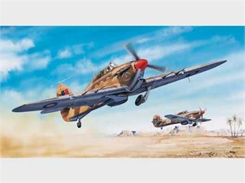 Trumpeter 02416 Hawker Hurricane Mk. IIc Trop 1:24