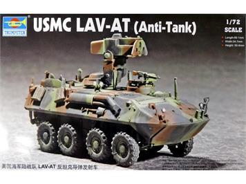 Trumpeter 07271 USMC LAV-AT Anti-Tank