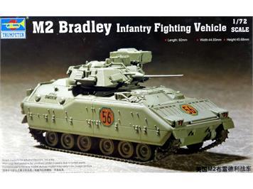 Trumpeter 07295 M2 Bradley Infantry Fighting Vehicle