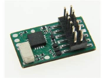 Uhlenbrock 73145 Miniatur-Decoder DCC/Mot. PluX-12