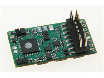 Uhlenbrock 74150 IntelliDrive 2 PluX 16-Decoder, (DCC, Mot., TRIX, SUSI, LISSY), H0