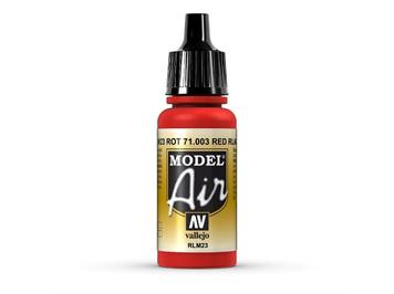 Vallejo 71.003 Model Air RED RLM23 17ml