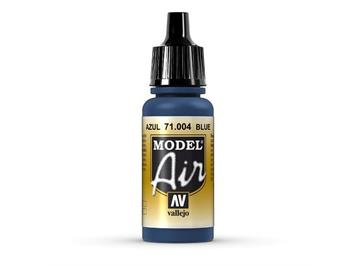 Vallejo 71.004 Model Air 17ml, BLUE
