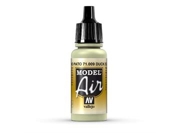 "Vallejo 71.009 Model Air 17ml, EAU DE NIL ""D.E.GREEN"