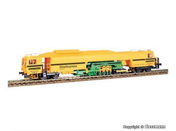 Viessmann 2691 Schienen-Stopfexpress 09-3X P & T, Funktionsmodell für Zweileitersysteme