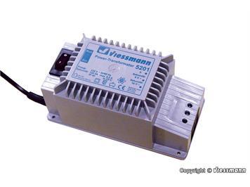 Viessmann 5201 Power-Trafo HO 150VA (inkl. VRG)