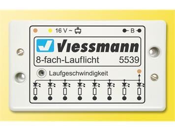 Viessmann 5539 Lauflicht 8fach