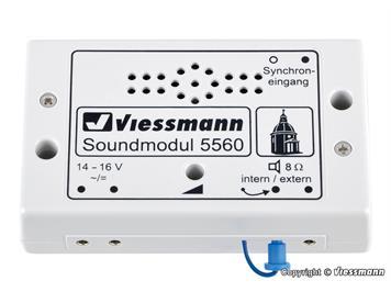 Viessmann 5560 Soundmodul Kirchenglocken
