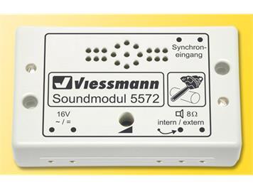 Viessmann 5572 Sound Kettensäge