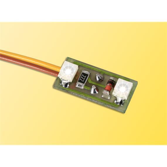 Viessmann 6018 Hausbeleuchtung mit LEDs weiss