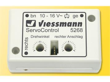 Viessmann Servo Control