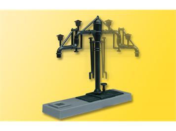 Viessmann Wasserkran für Dampfloks - BWs beweglich N