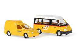 VKmodelle Busse, Anhänger 1:87