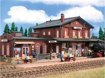"""Vollmer 3509 Bahnhof """"Altenburg"""" H0"""
