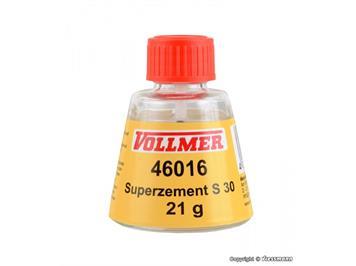 Vollmer 46016 Superzement S30 Plastikkleber