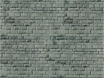 Vollmer 46052 Karton-Mauerplatte Porphyr HO