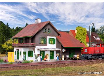 Vollmer 47521 Bahnhof Reith N