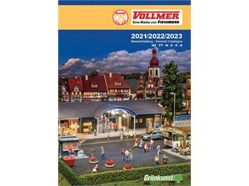 Vollmer 49999 Hauptkatalog 2021/22/23
