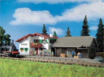 Vollmer 7510 Bahnhof Neustadt Spur N