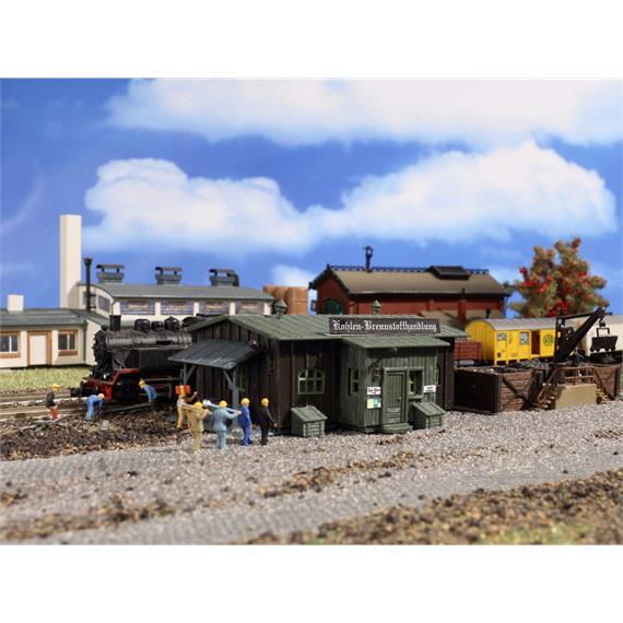 Vollmer 7554 Kohlen- und Brennstoffhandlung N