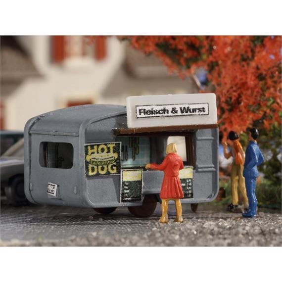 Vollmer 7619 Verkaufswagen Fleisch & Wurst