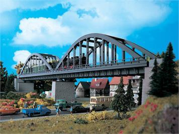 Vollmer Bogenbrücke Spur H0
