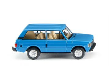 Wiking 010502 Range Rover blau