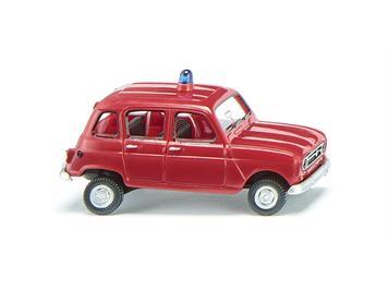 Wiking 022447 Feuerwehr - Renault R4 HO