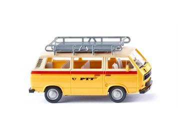 Wiking 029201 VW T3 Bus PTT - CH