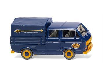 Wiking 029308 VW T3 Doppelkabine ASG