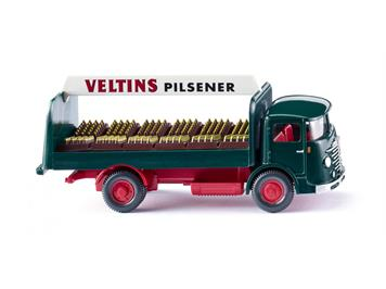 Wiking 047602 Getränke-Lkw Büssing 4500 Veltins