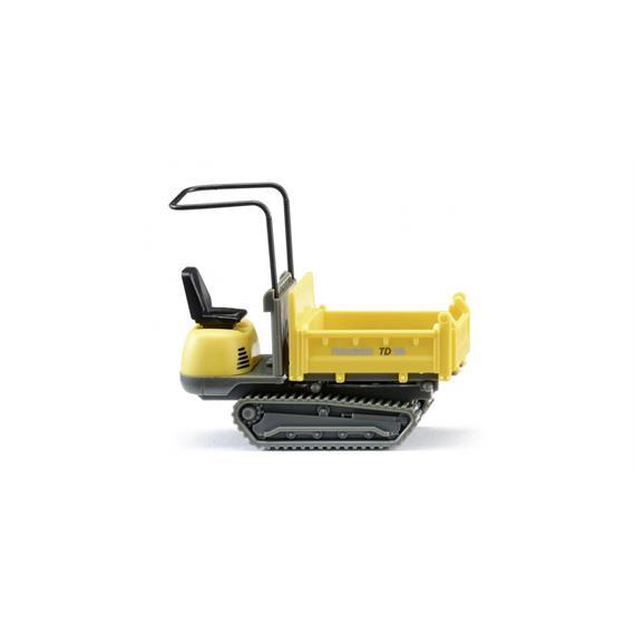 Wiking 066902 Track Dumper 15 (Neuson) - zinkgelb, H0