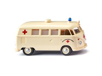"""Wiking 079729 VW T1 Bus """"DRK"""", H0 1:87"""