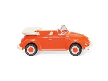 """Wiking 080209 VW Käfer Cabrio """"100 Jahre Sieper"""", H0 1:87"""