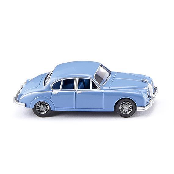 Neu Blau Wiking 081305-1//87 Jaguar Mk II