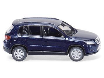 Wiking 092003 VW Tiguan, night blue met. N