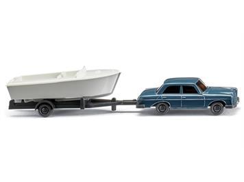Wiking 092139 Zwei Bootsgespanne, N