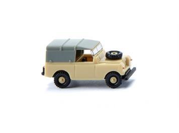 Wiking 092303 Land Rover - beige, N 1:160