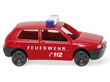 Wiking 093405 Feuerwehr VW Golf III N