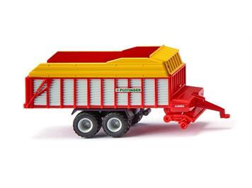 Wiking 095602 Pöttinger Jumbo Ladewagen, N 1:160