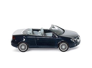 Wiking VW Eos, mitternachtsblau