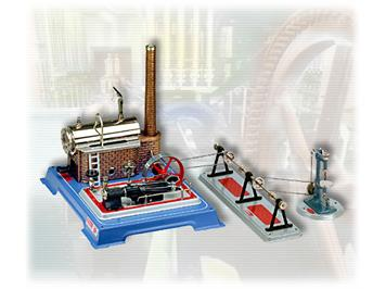 Wilesco D165 Dampfmaschine, Sparpaket